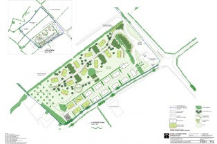 Landscape and Visual Impact Assessment for holiday park development near AONB